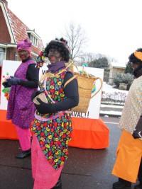 Rian loopgroep carnaval afrika 2010